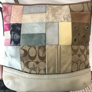 Coach Vintage Patch crossbody bag